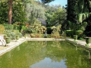 Serre de la Madone: Blick über das Große Becken