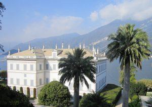 Die Villa Melzi